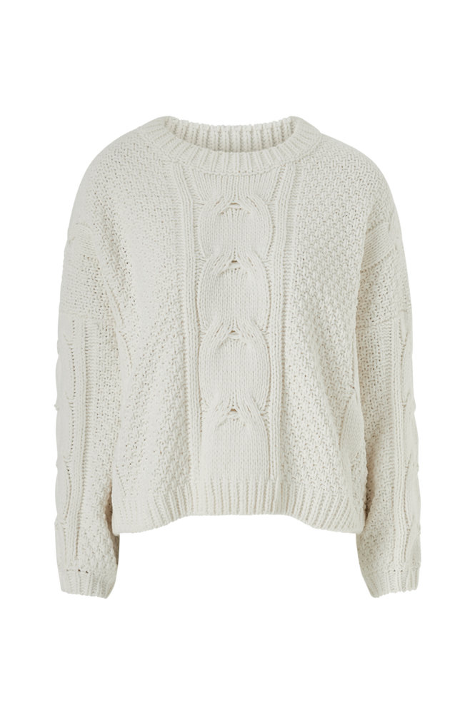co'couture Trøje Mozart Cable Knit 2