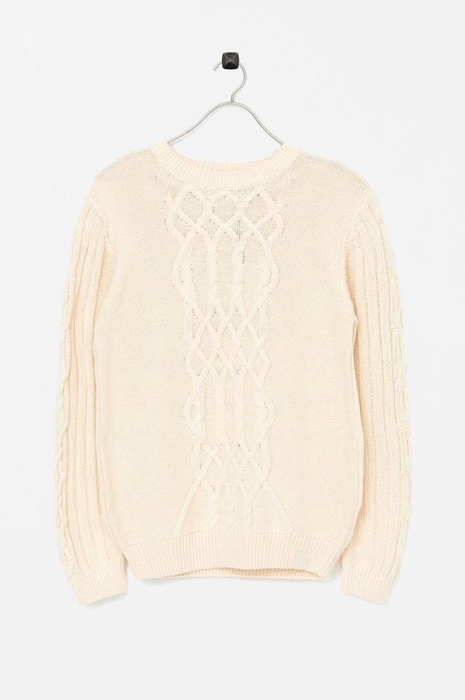 I dig denim Trøje Birk Knitted Sweater