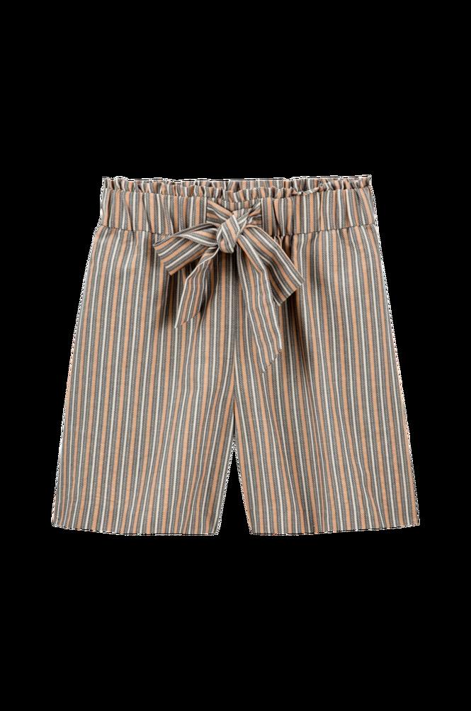 La Redoute Lange, stribede shorts