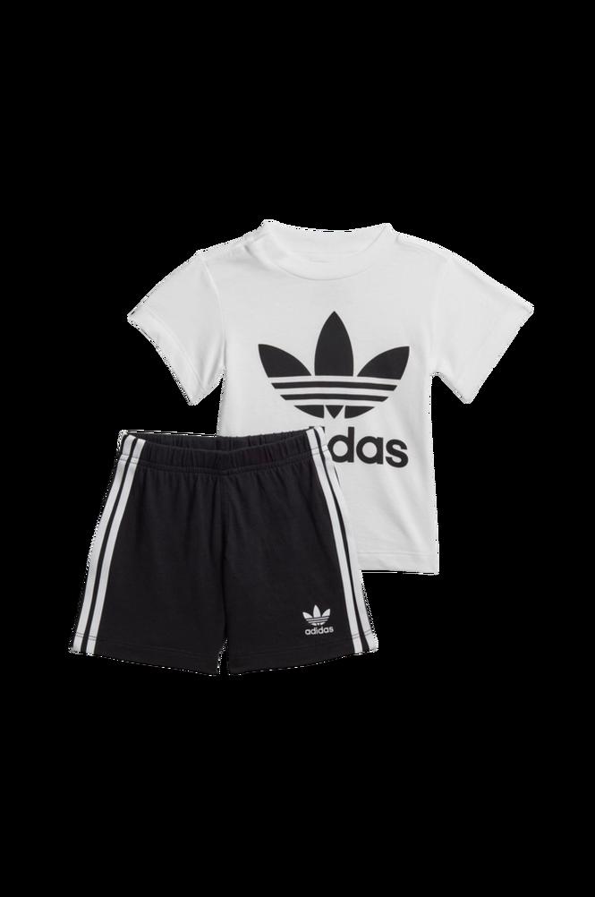 adidas Originals Shorts + t-shirt Trefoil Shorts and Tee Set