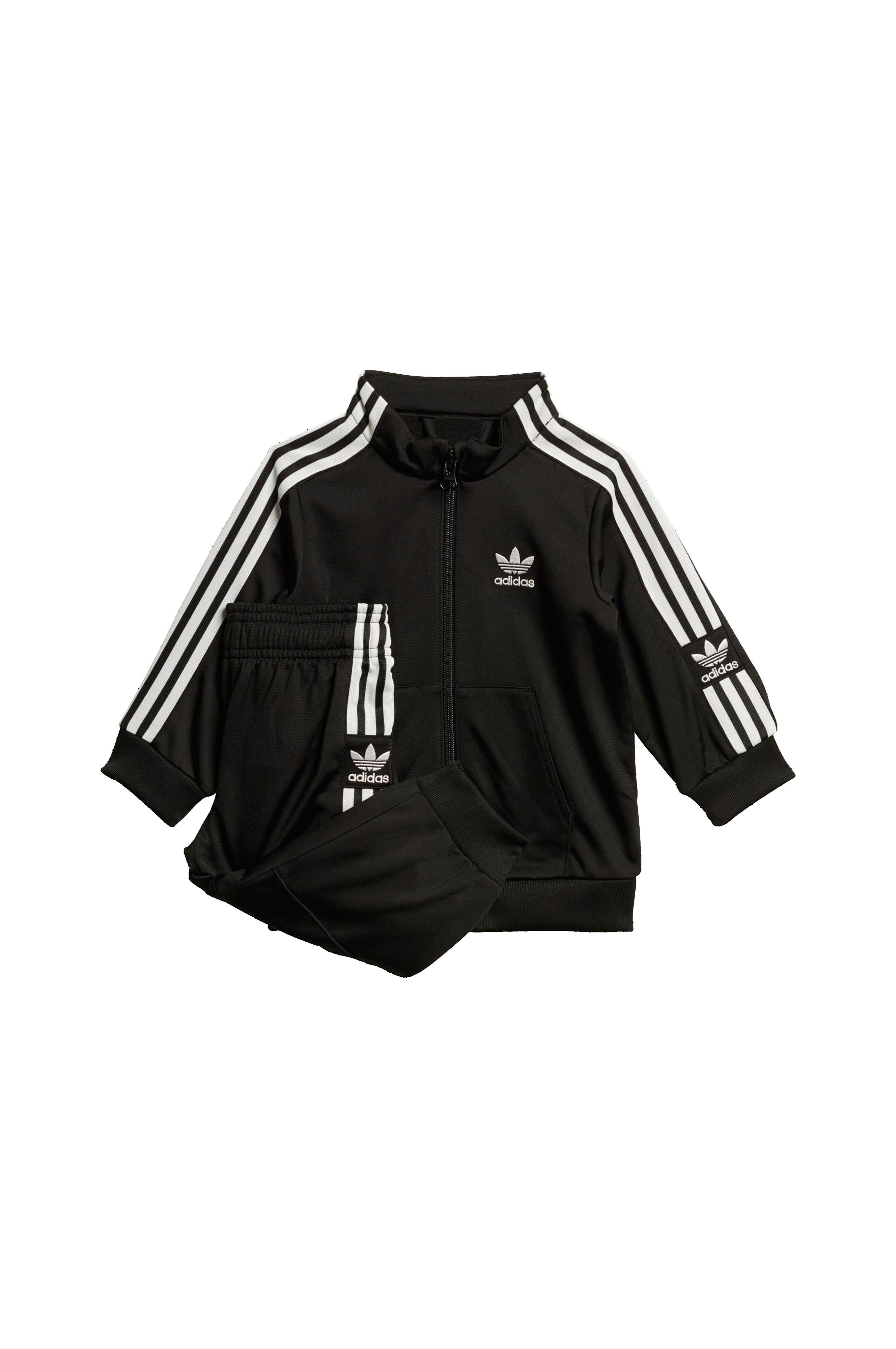 adidas Originals Treningsdress Track Suit, 2 deler Svart