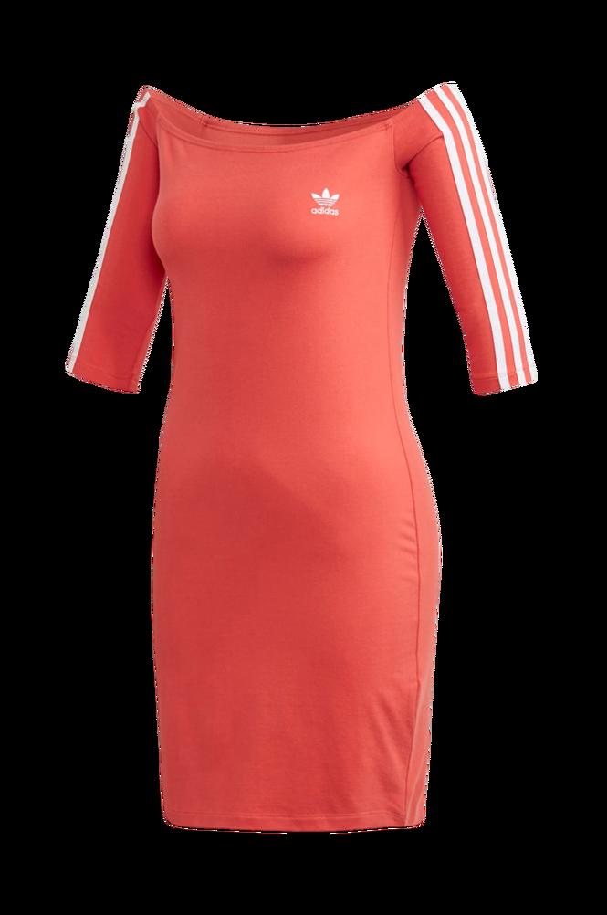 adidas Originals Kjole Off-the-shoulder Dress