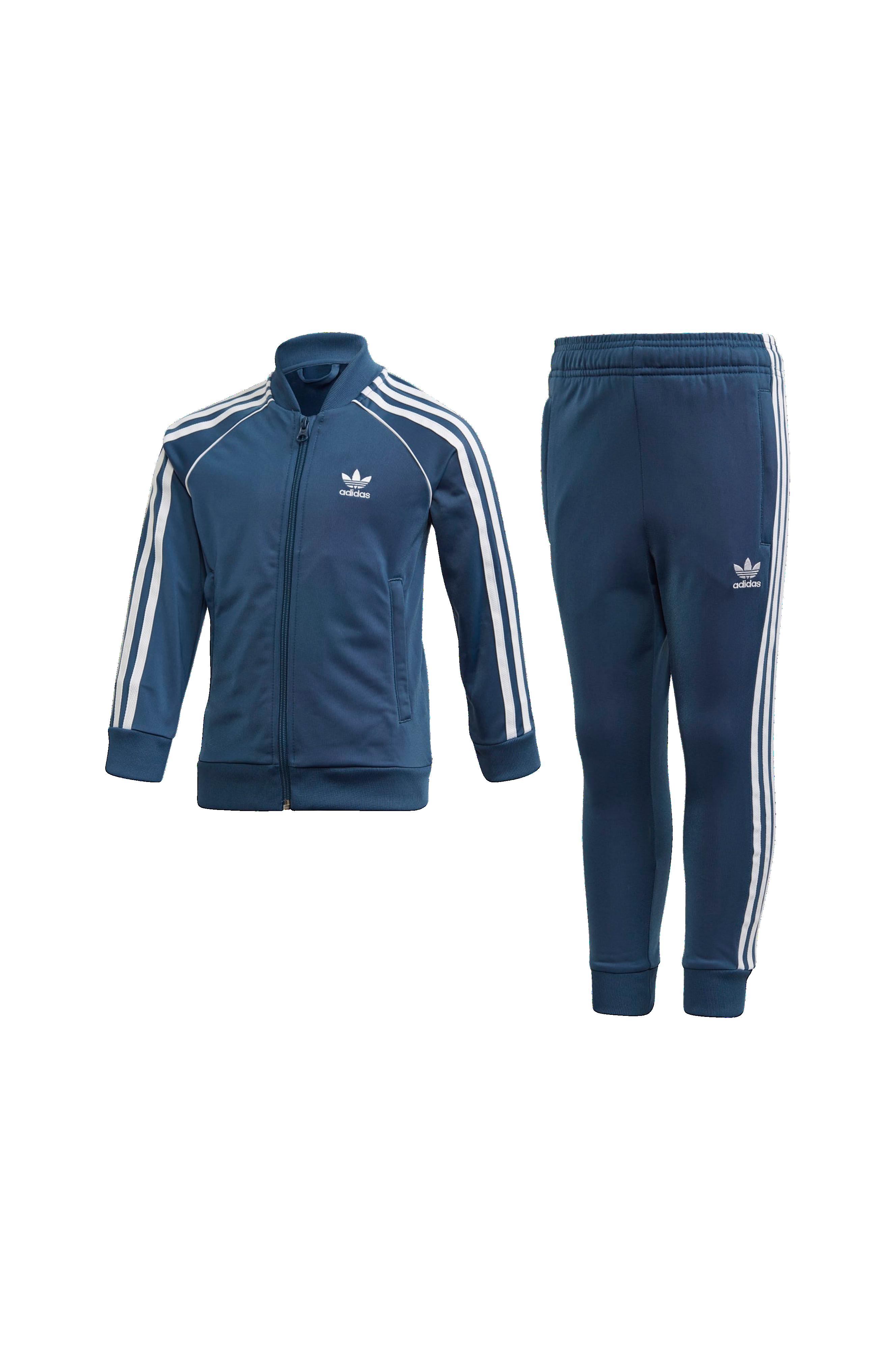 adidas Originals Träningsset SST Track Suit Blå