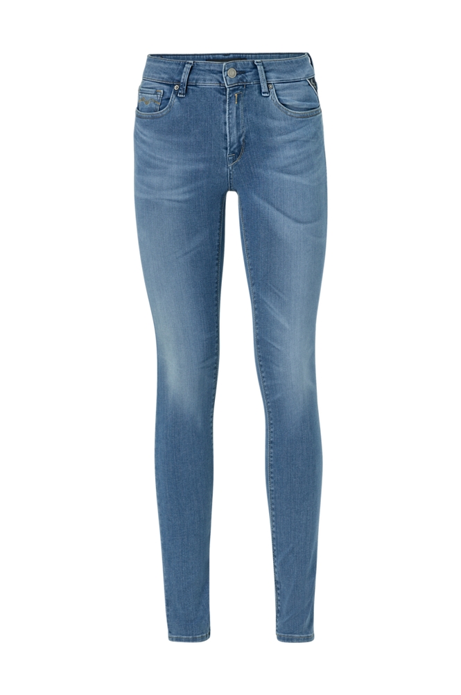 Replay Jeans New Luz High Waist Hyperflex