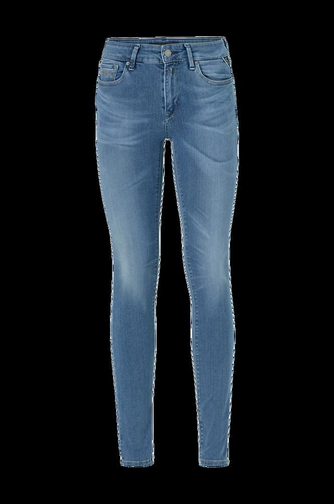 Replay Jeans New Luz High Waist Hyperflex