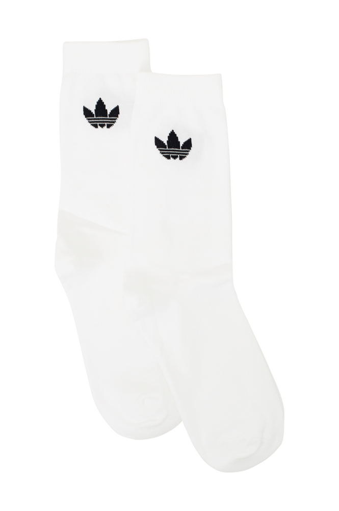 adidas Originals Strømper Thin Trefoil Crew Socks 2-pack