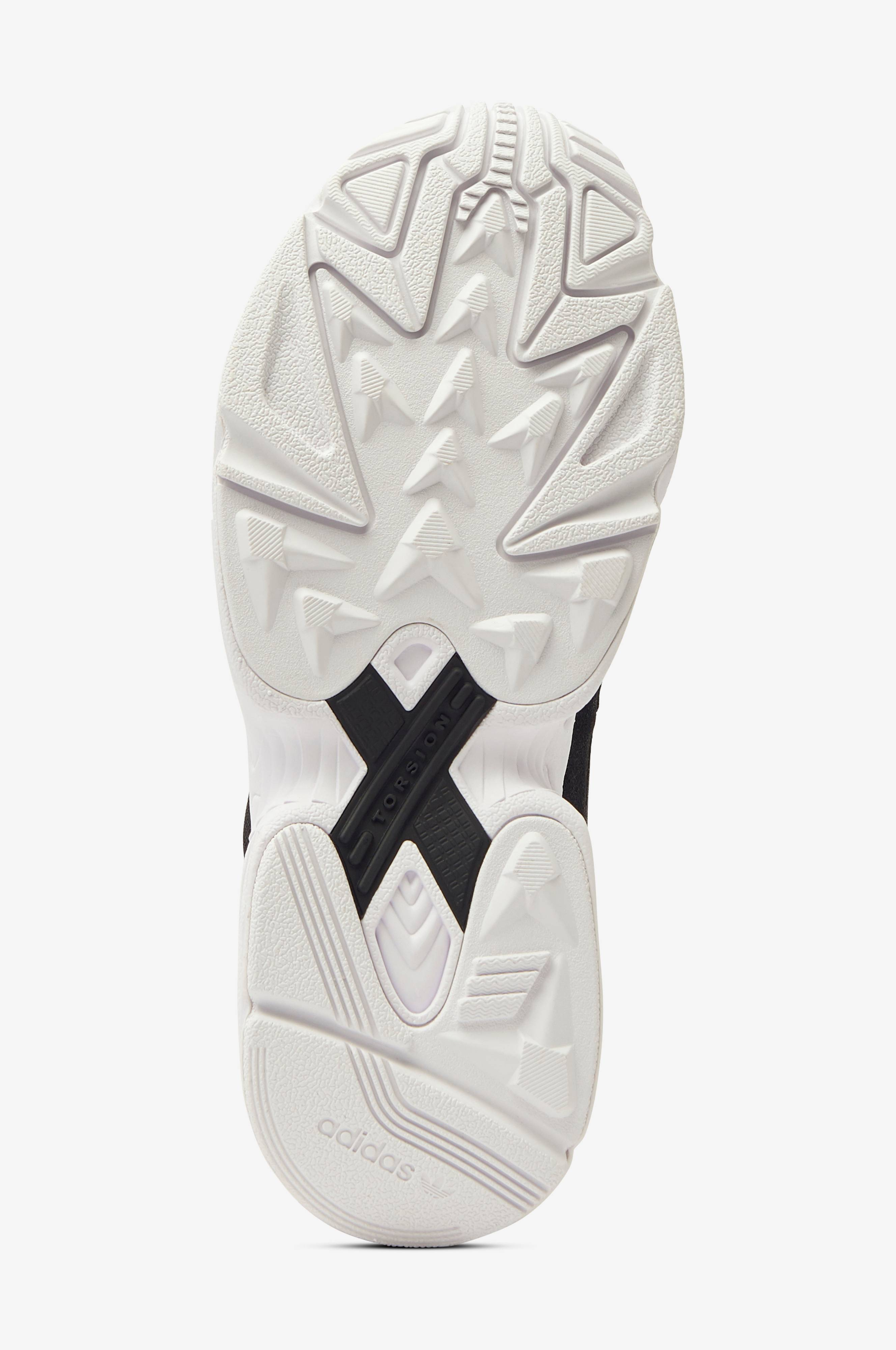 adidas Originals Sneakers Falcon W Svart Dame Ellos.no