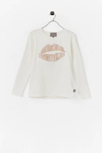 Pusero Lips Sequins LS