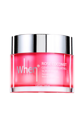 Rose Coconut Gentle Exfoliating Scrub Mask 100 ml