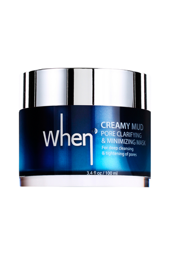 Creamy Mud Pore Clarifying & Minimizing Mask 100 ml