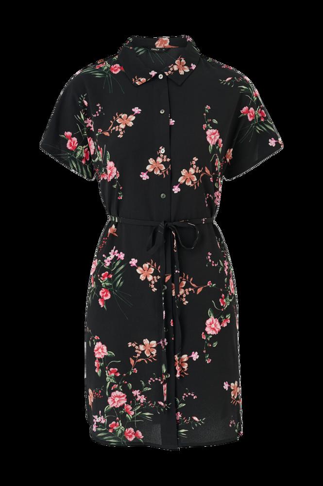 Only Skjortekjole onlNova Lux S/S Shirt Dress