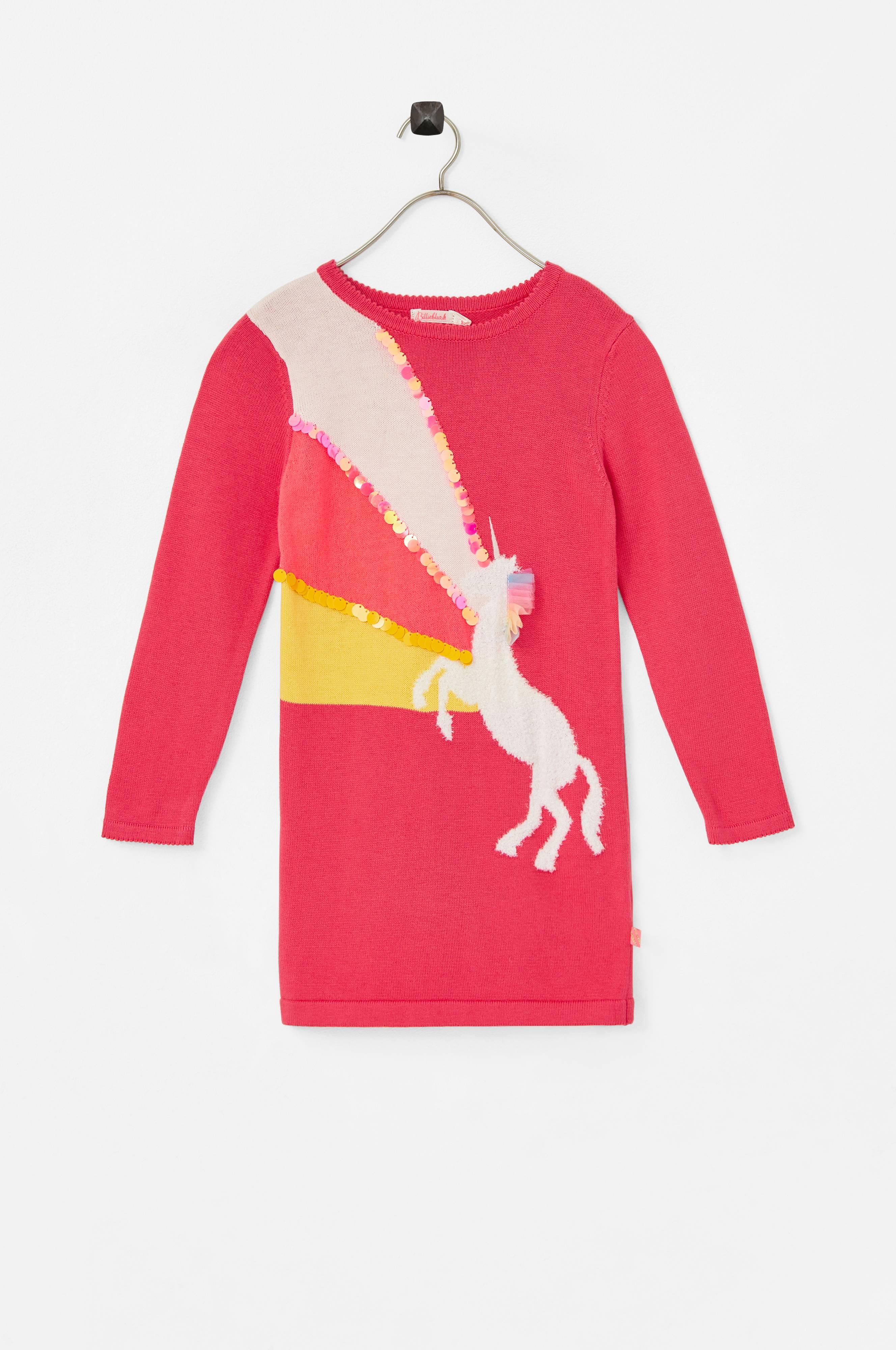 Kjole med enhjørning, A modell | Småtasser.no