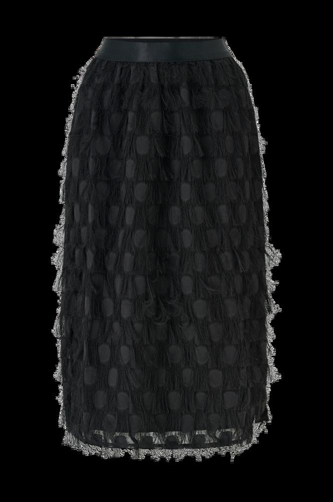 Y.A.S Nederdel yasDio HW Midi Skirt
