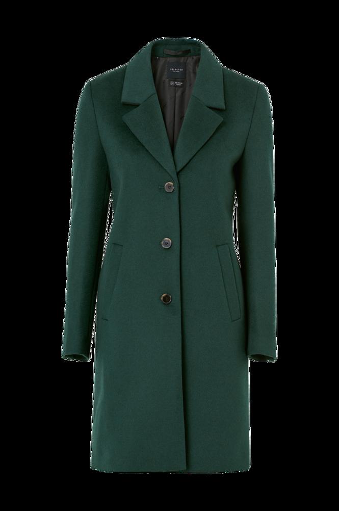 Selected Femme Frakke slfSasja Wool Coat