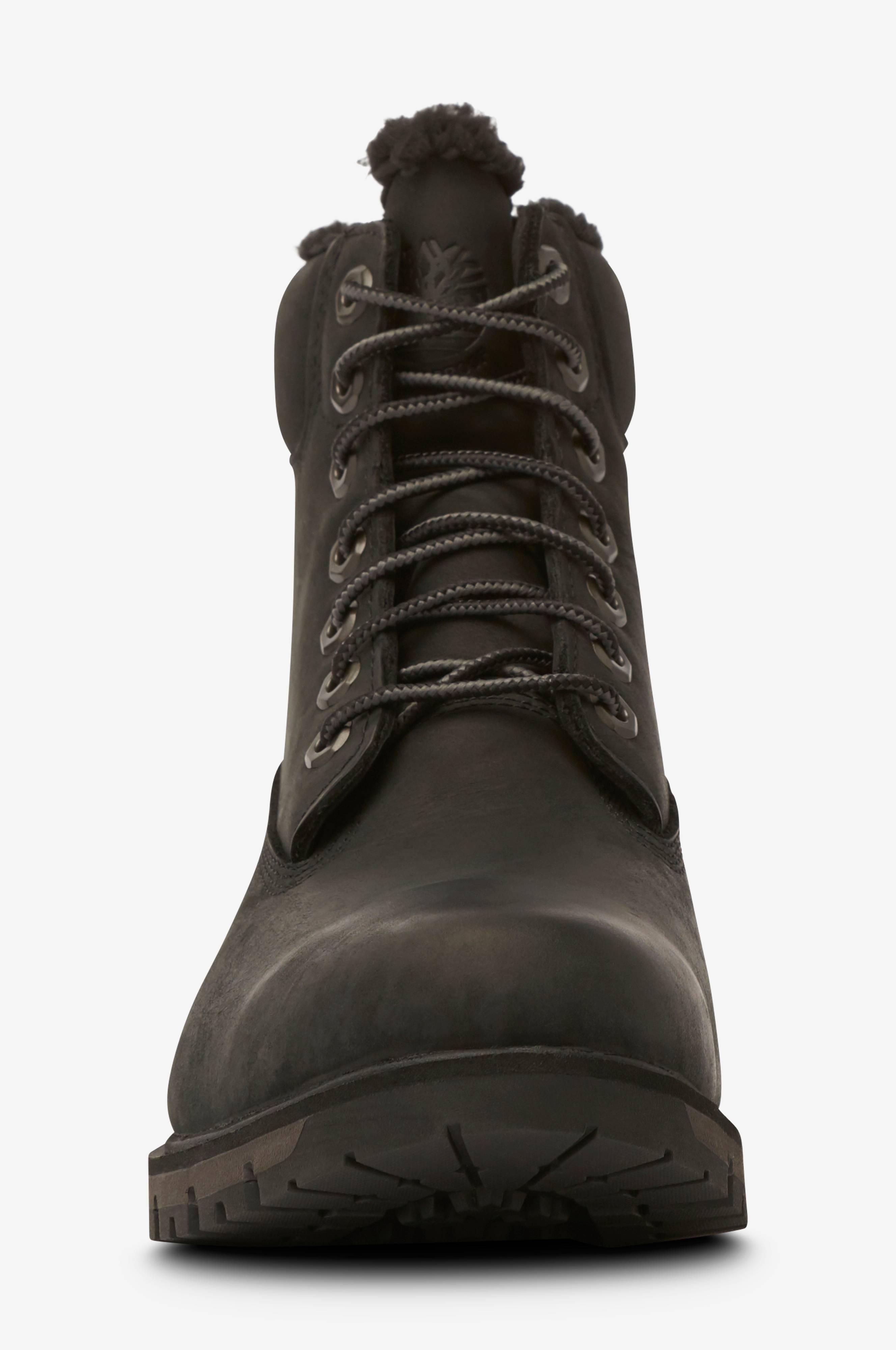 Timberland Støvler Radford Warm Lined Boot WP Svart