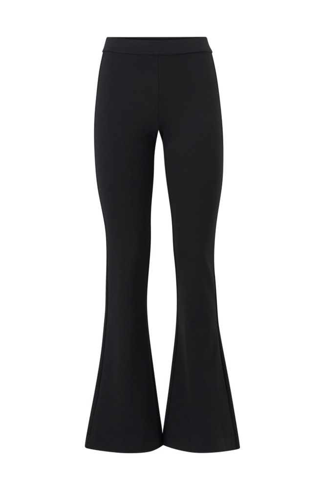 Vero Moda Bukser vmKamma NW Flared Jersey Pant