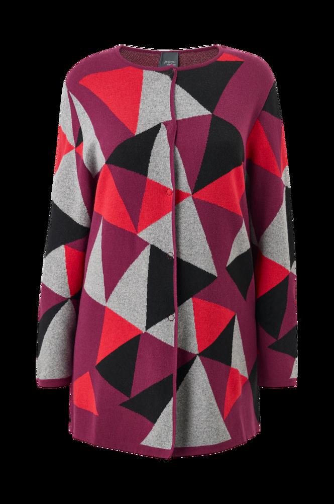 Persona by Marina Rinaldi Cardigan Knit Coat