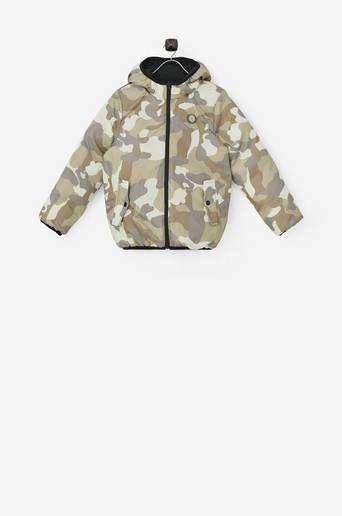 Käännettävä takki Reverse Jacket Boy