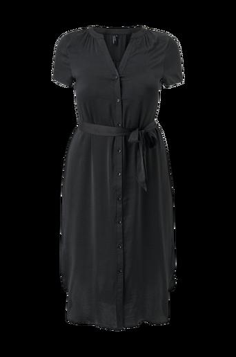 Mekko vmAlba S/S Belt Shirt Dress