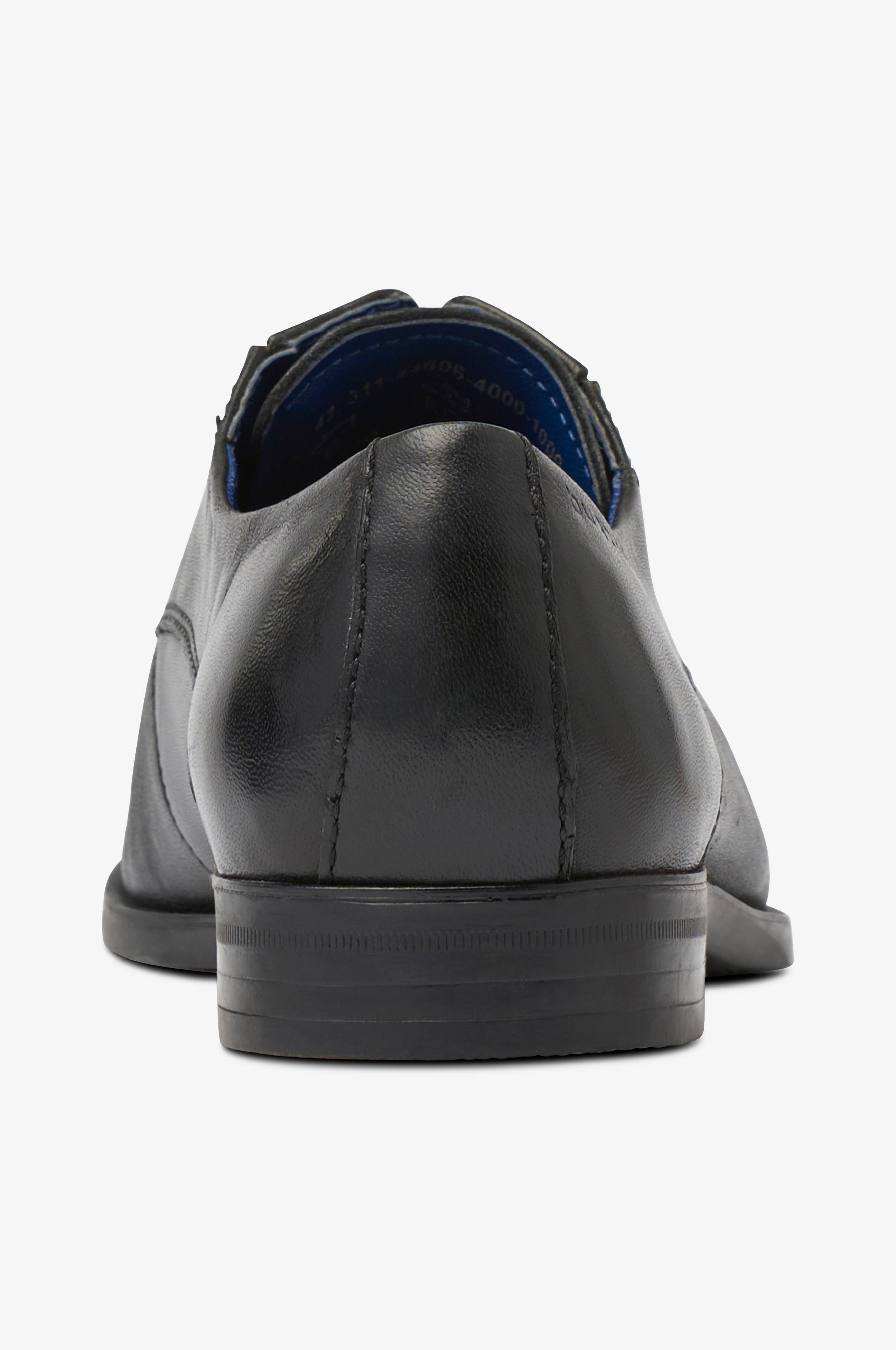 Bugatti Lave sko Zenobio Sort Herre Ellos.dk