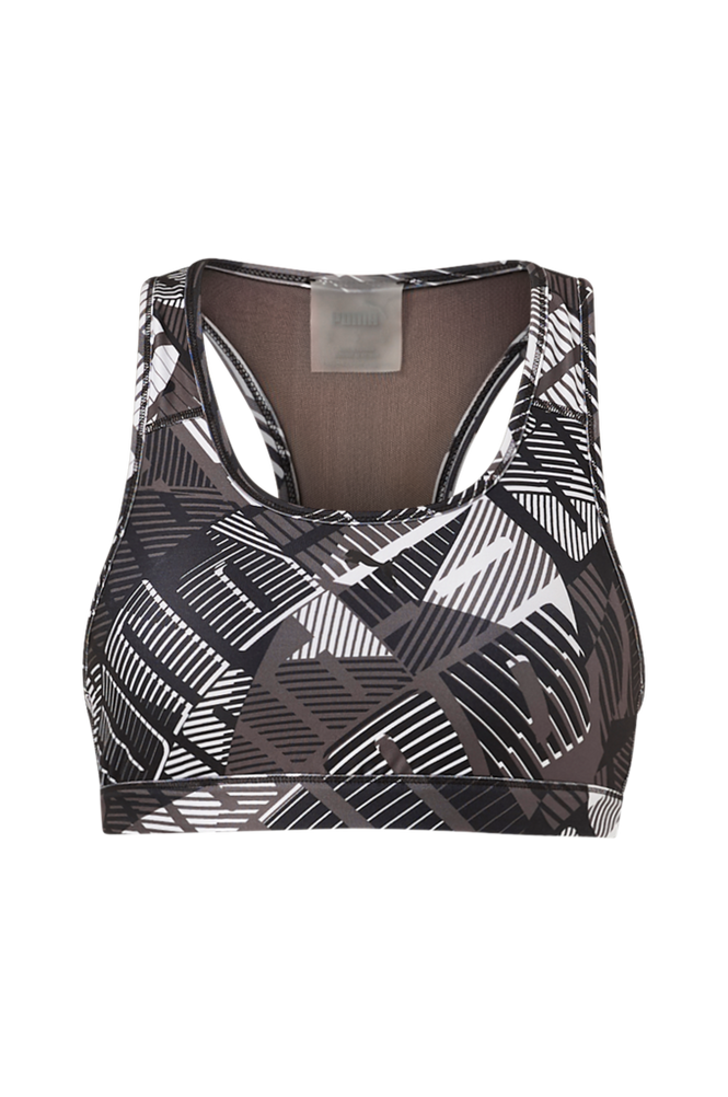 Puma Sports-bh 4Keeps Graphic Bra