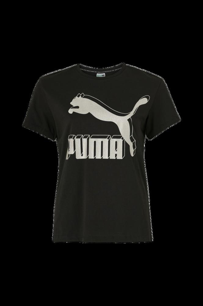 Puma Top Classics Logo Tee