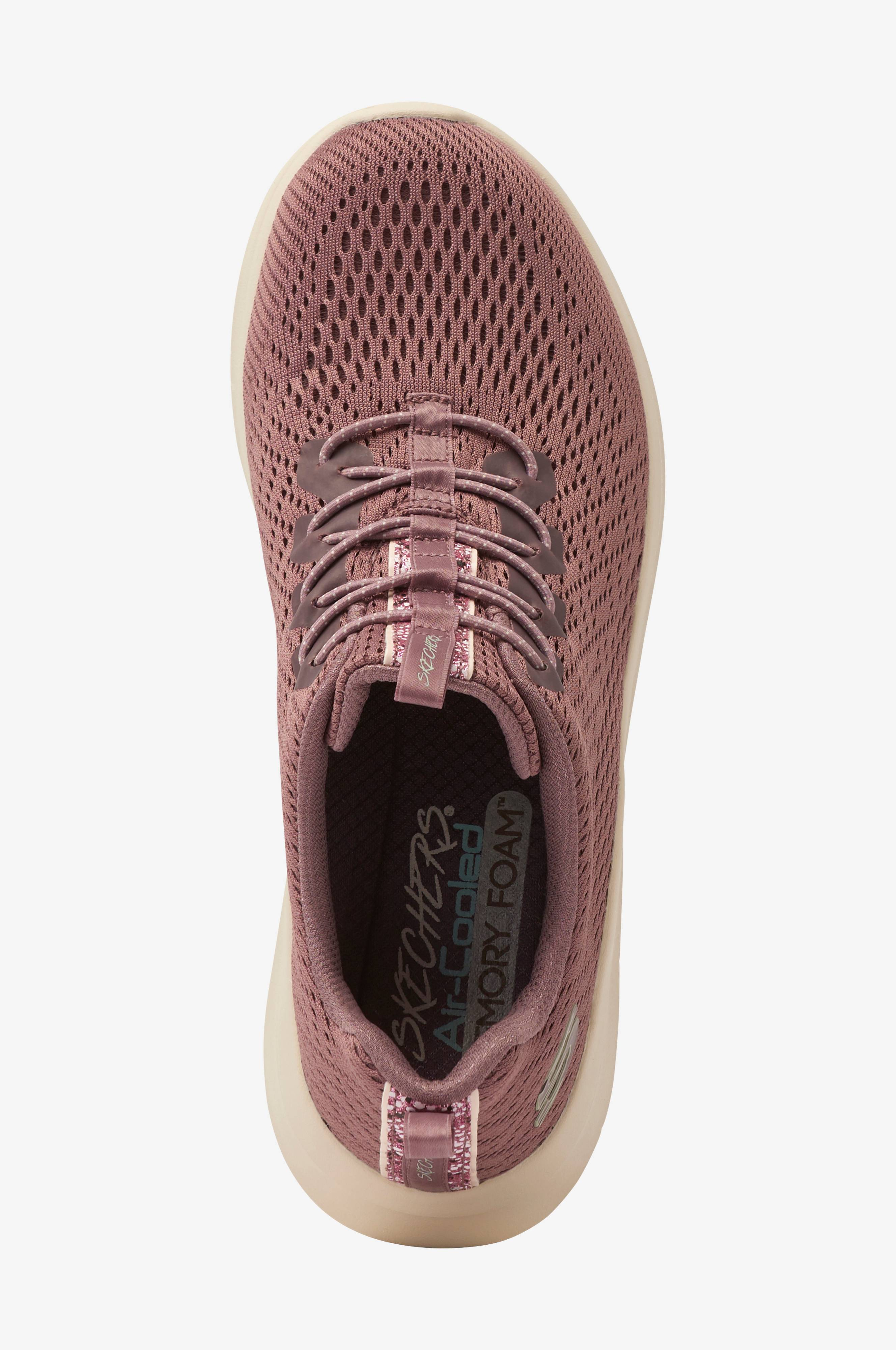 Perceptivo Surrey Regresa  Skechers Sneakers Womens Ultra Flex 2.0 Lite-Groove - Lilla - Treningssko -  Ellos.no