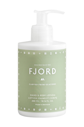 Käsi- & vartalovoide Fjord