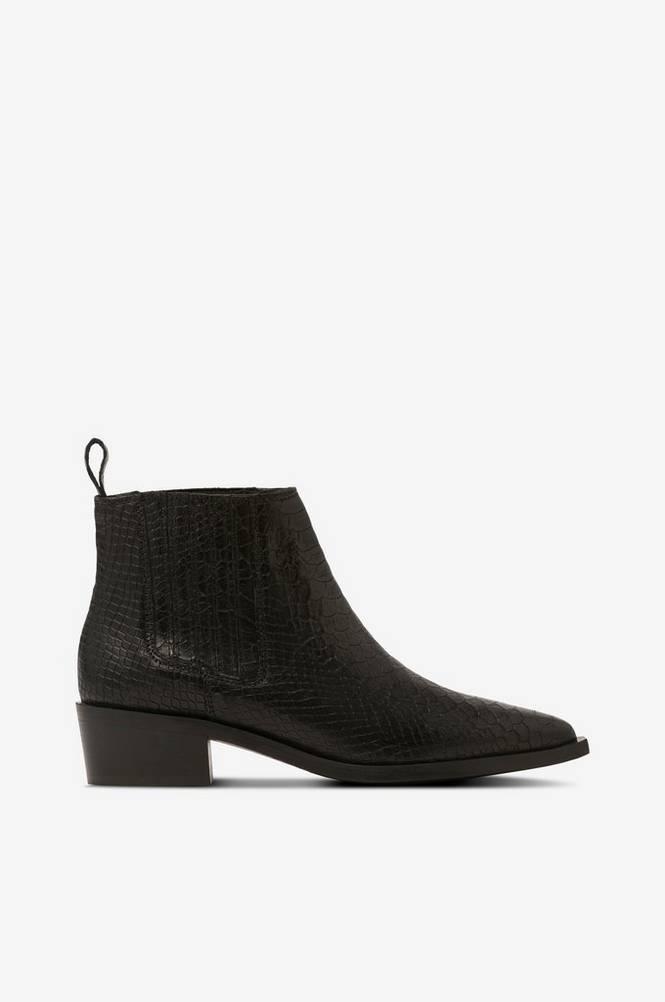 Shoe Biz Boots Baran Anaconda