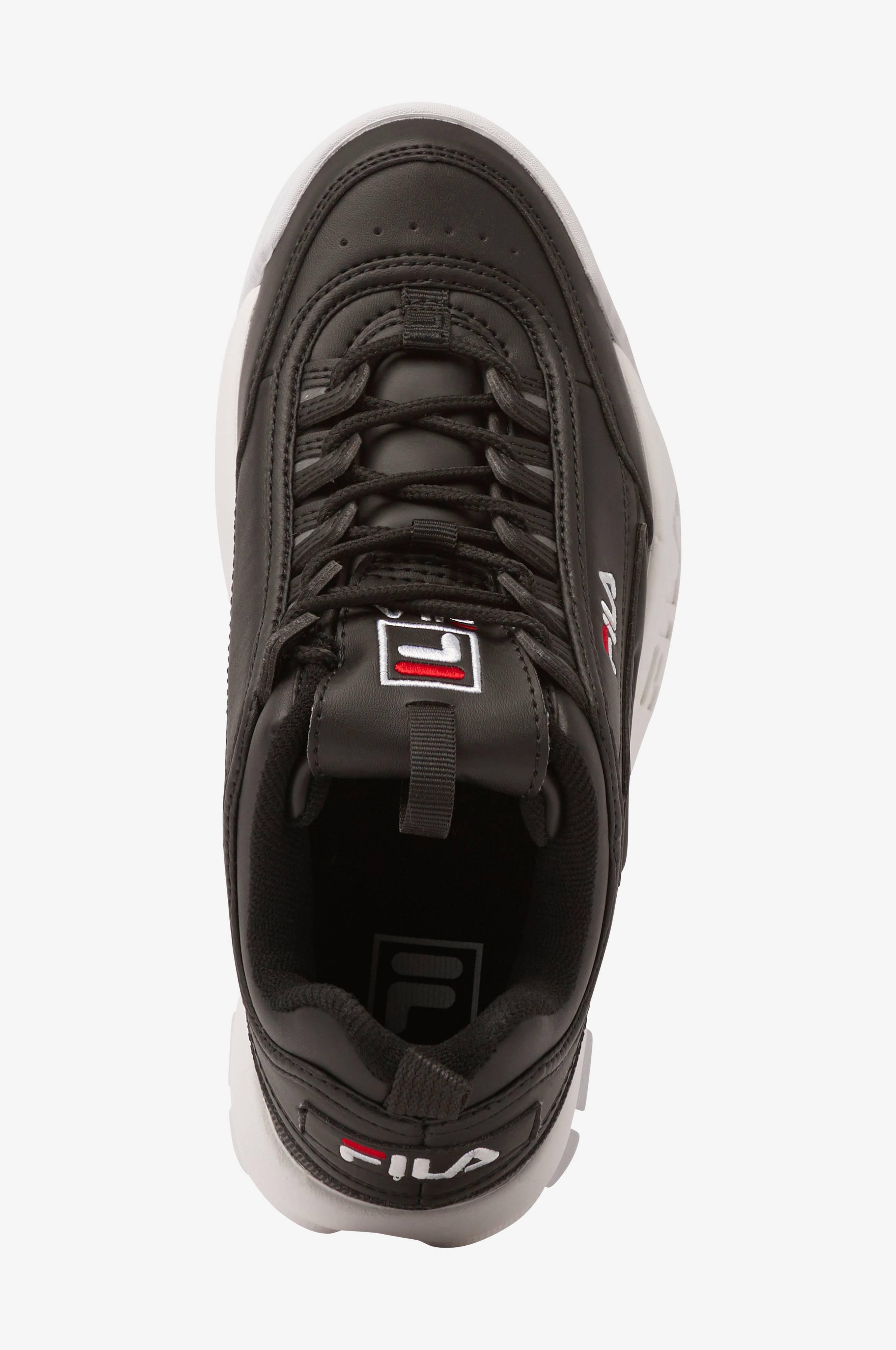 FILA Sneakers Disruptor Low Wmn Svart Dame Ellos.no