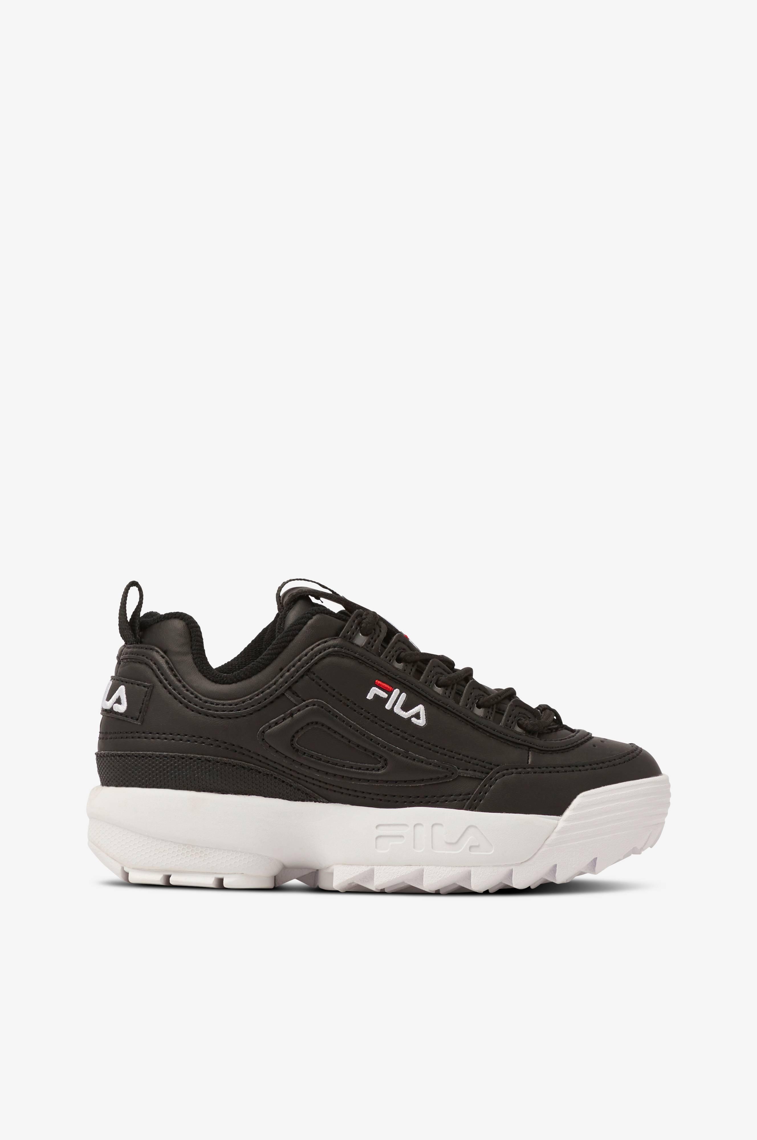 FILA Sneakers Disruptor Kids Hvit Barn Ellos.no
