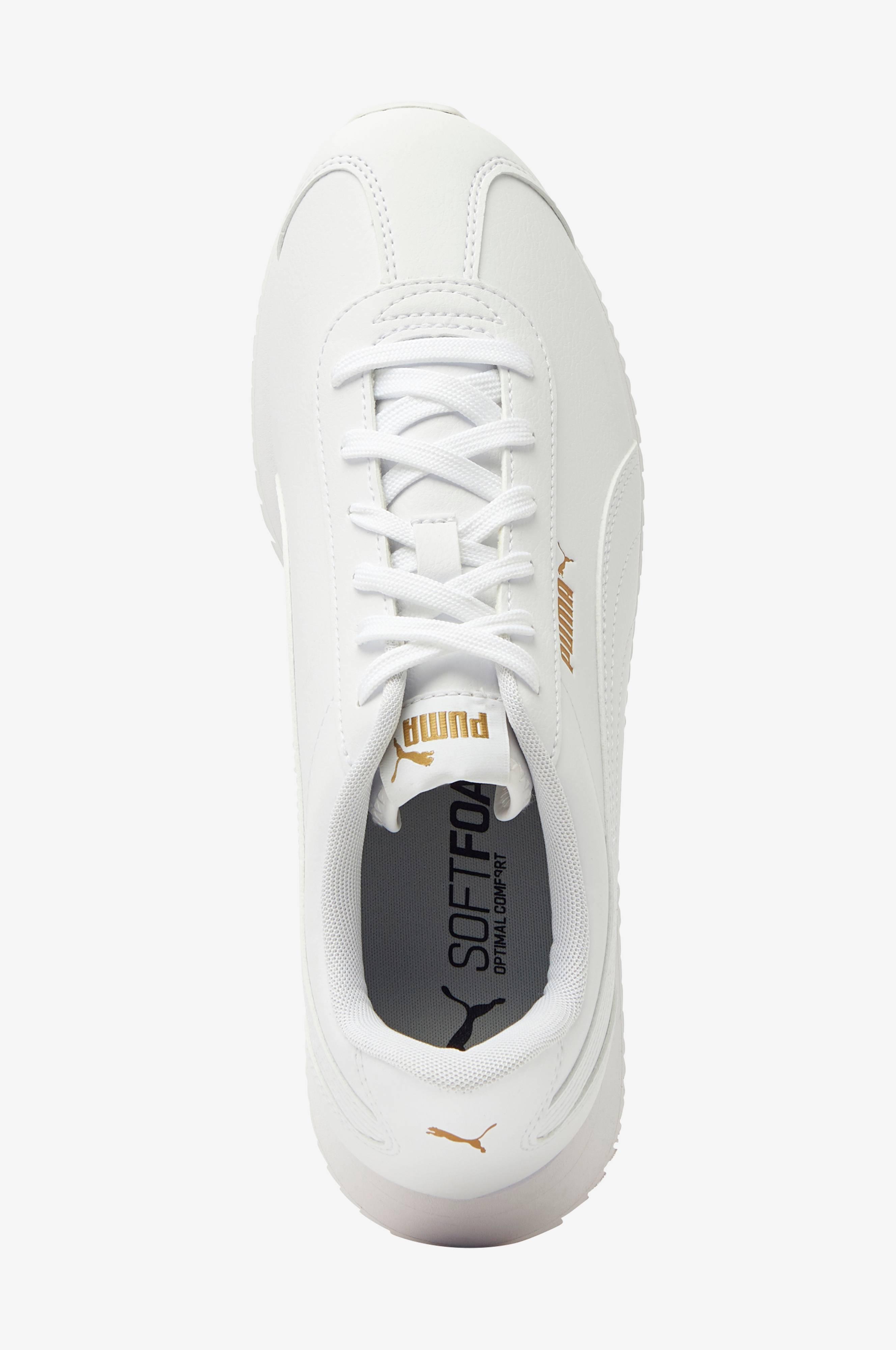 Puma Sneakers Turino Stacked Hvid Dame Ellos.dk
