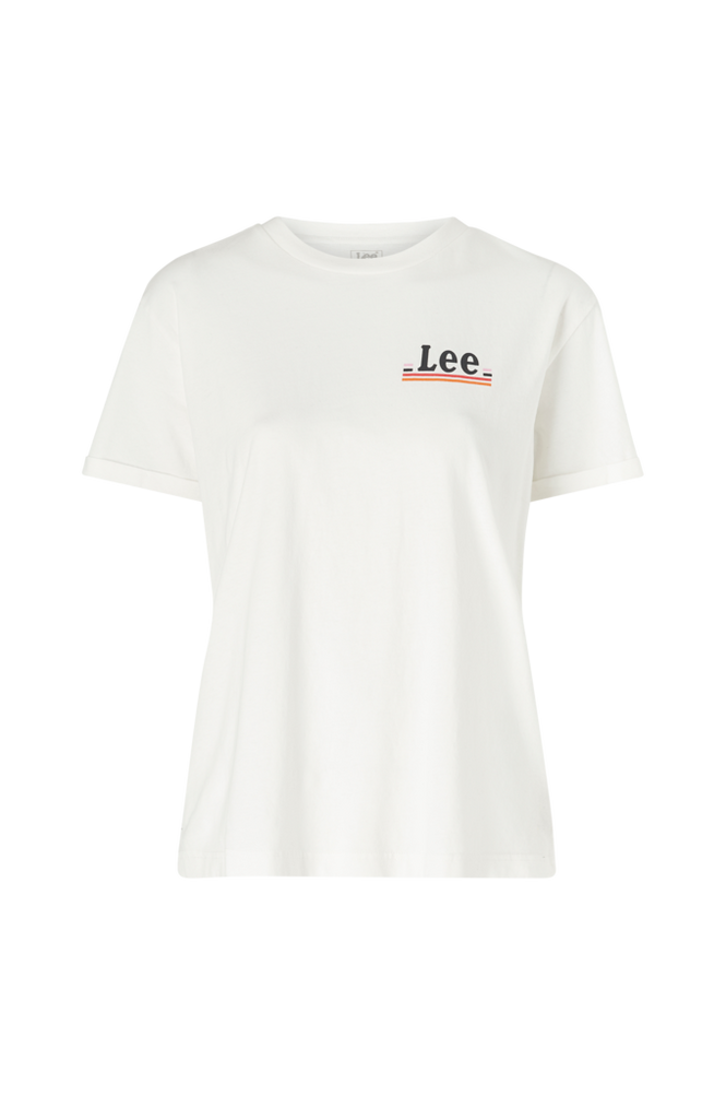Lee Top Chest Logo Tee