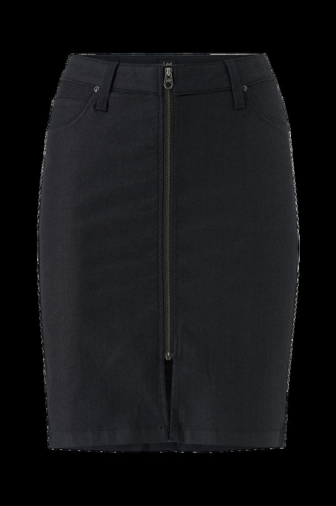Lee Nederdel High Waist Zip Skirt
