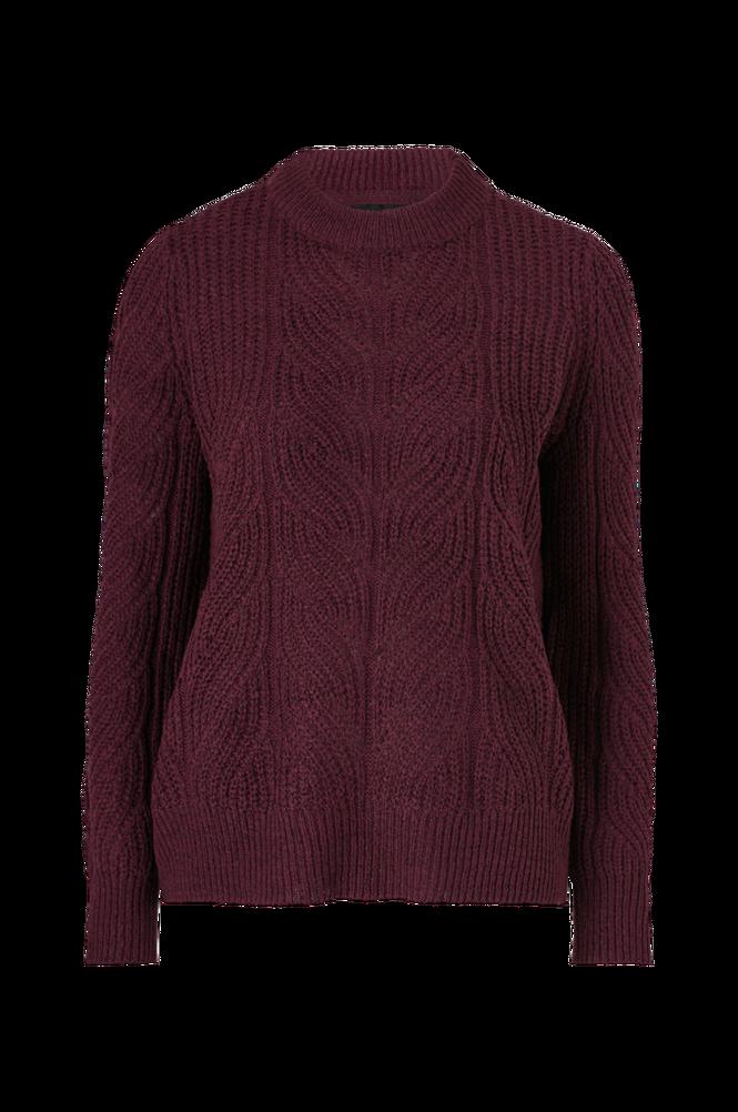 Object Trøje objNova Stella L/S Knit Pullover