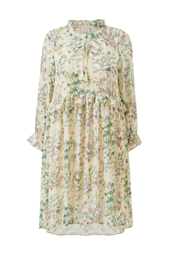 Mekko yLorin L/S Maxi Dress