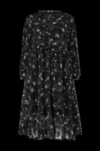 Mekko yLace L/S Maxi Dress