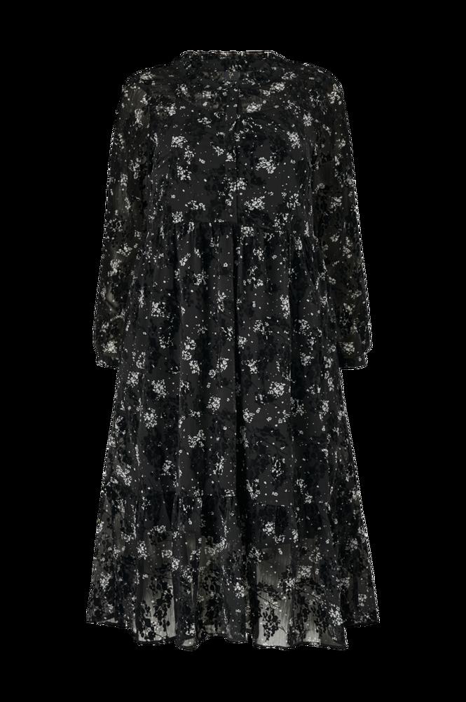 ZAY Kjole yLace L/S Maxi Dress