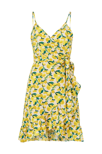 Kietaisumekko Olivia Wrap Dress
