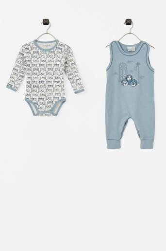 Haalari + body Joy Suitset