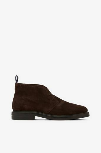 Kengät Malin Mid Lace Boot