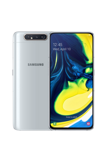 A805 Galaxy A80 Silver
