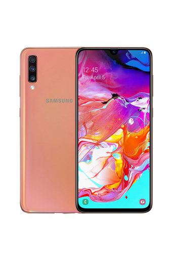 A705 Galaxy A70 Coral