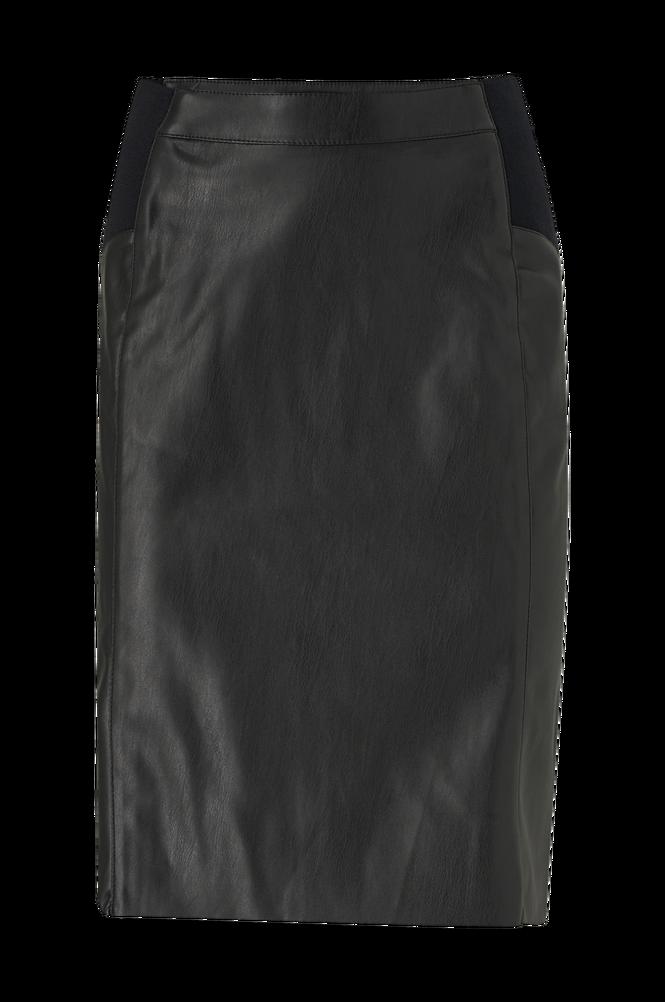 Vero Moda Nederdel vmButtersia HW Coated Skirt