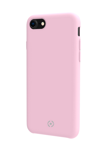 Soft-touch cover iPhone 7/8 Roosa