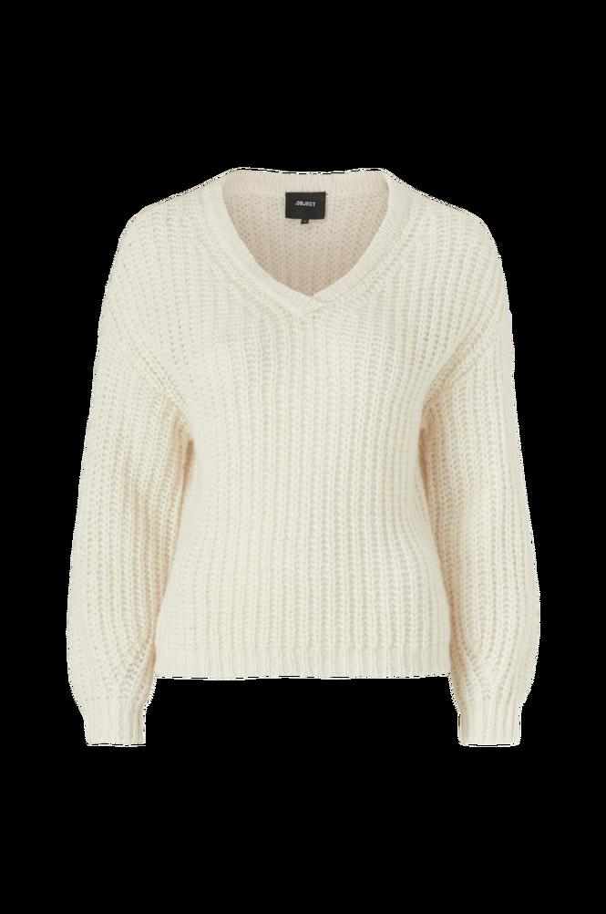 Object Trøje objIrma L/S Knit Pullover