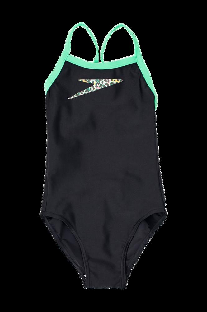 Speedo Badedragt Junior Boom Thinstrap Muscleback Swimsuit