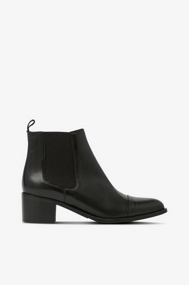 Bianco Chelsea-boots Biacarol