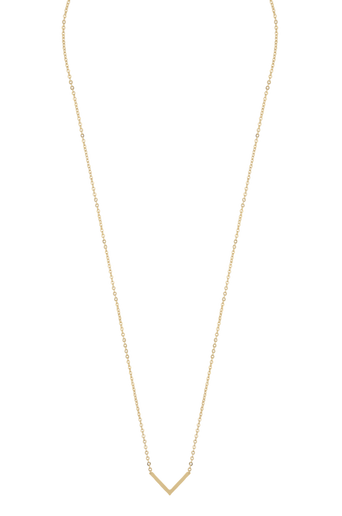Kaulakoru Path Mini Pendant Necklace