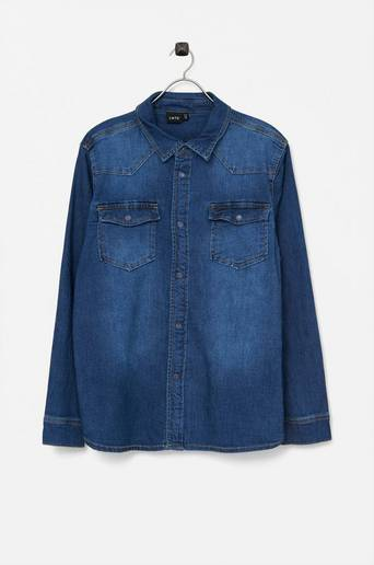 Farkkupaita nlmBallan Dnm 3269 LS Shirt